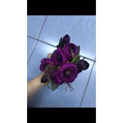 Koli 60 Adet Şakayık Yapay Çiçek