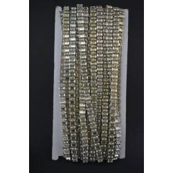 Tek Sıra Gümüş Şerit