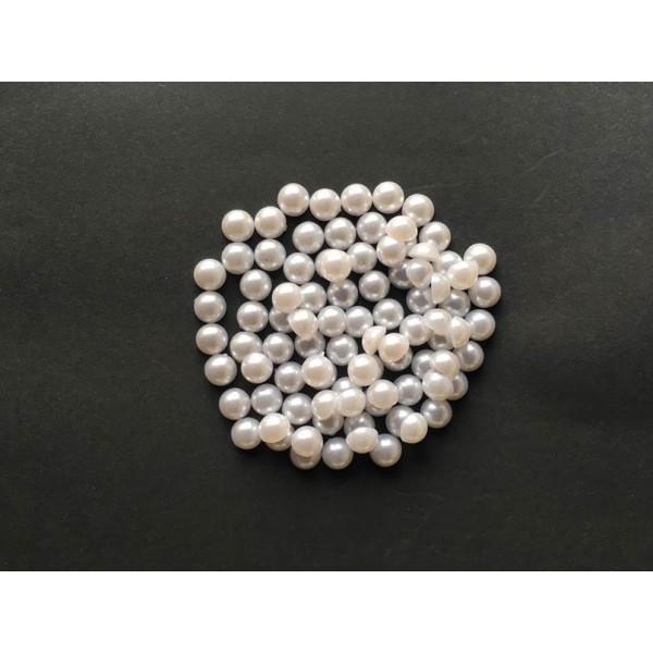 10 mm Beyaz Yarım İnci