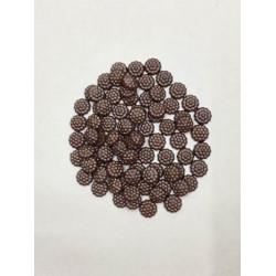 10 mm Kahverengi Böğürtlen İnci
