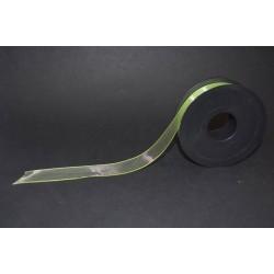 3 cm Açık Yeşil Şifon Kurdele