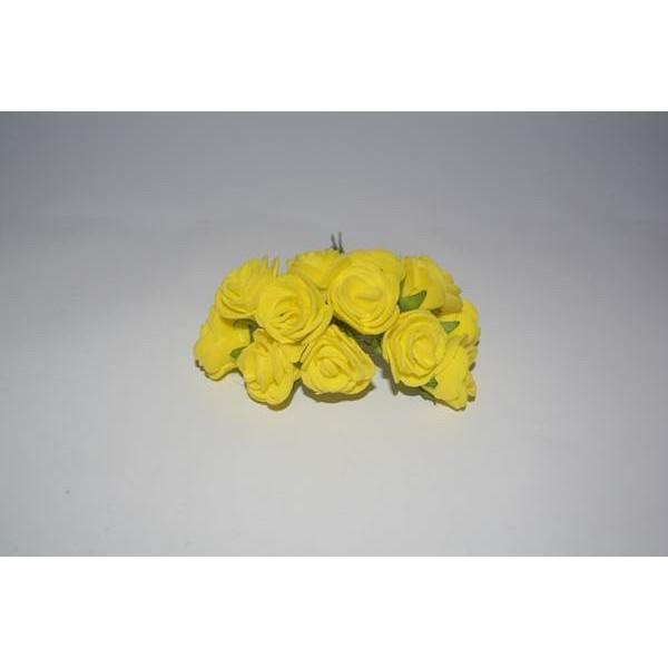 Sarı Küçük Boy Lateks