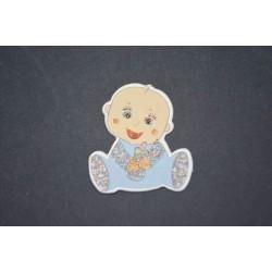 Erkek Bebek Stiker