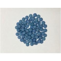 12 mm Mavi Böğürtlen İnci