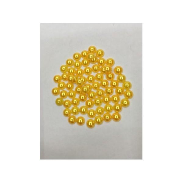8 mm Açık Sarı Yarım İnci