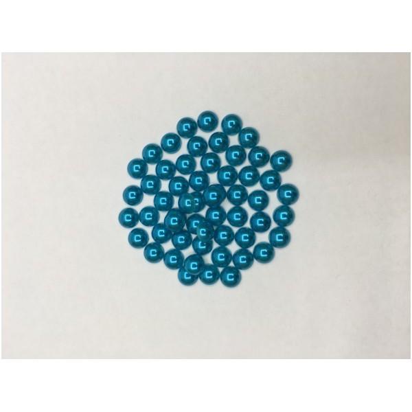 8 mm Koyu Mavi Yarim İnci