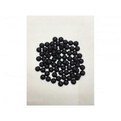 8 mm Siyah Yarım İnci