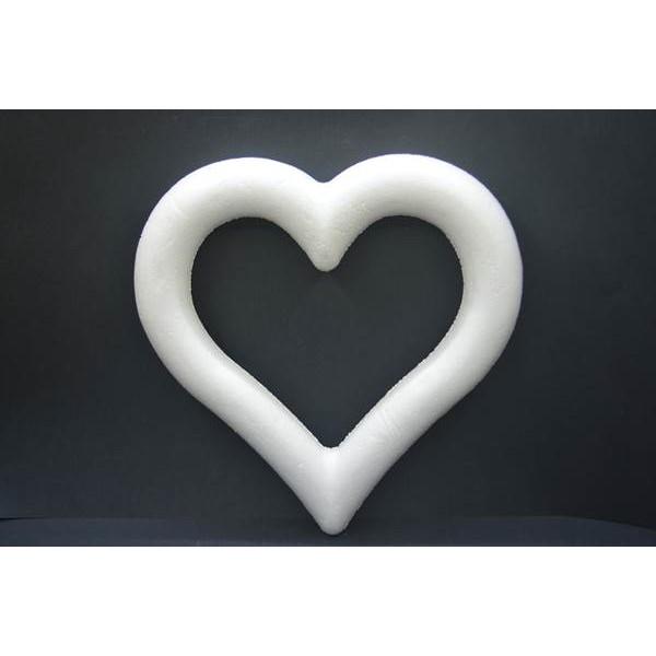 Kalp Şeklinde Köpük