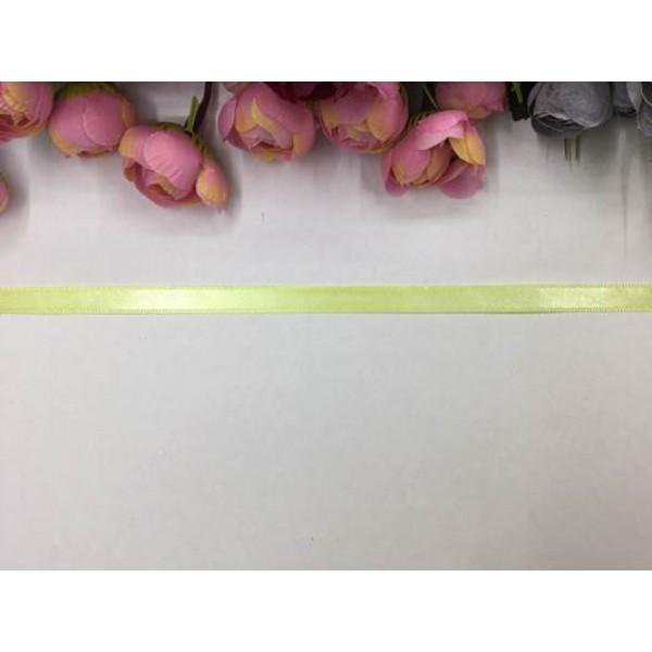 1 cm Açık Sarı Kurdela