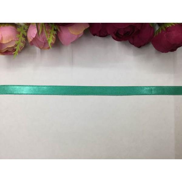 1 cm Mint Yeşili Saten Kurdela