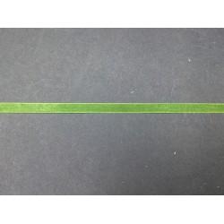 1 cm Yeşil Organze Kurdele