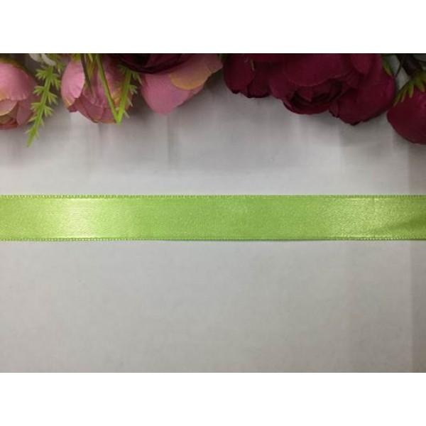 2 cm Açık Yeşil Saten Kurdela