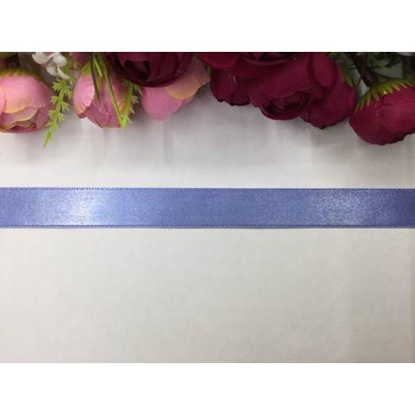 2 cm Çelik Mavisi Saten Kurdela