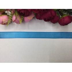 2 cm Koyu Mavi Saten Kurdela