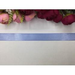2 cm Peygamber Çiçeği Mavisi Saten Kurdela