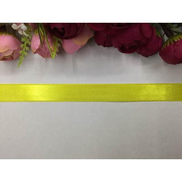 2 cm Sarı Saten Kurdela