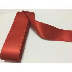 4 cm Açık Kırmızı Saten Kurdela