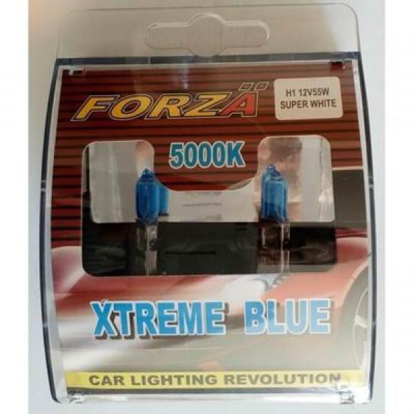 Forza H1 12V 55W Beyaz Işık 5000K XB12H1 Ampul