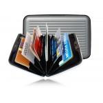 Kredi kartlık cüzdan metal